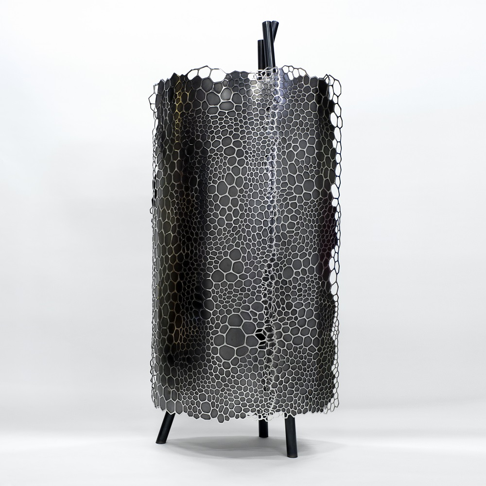 Collection Erwan Boulloud Designer Sculpteur # Casier Metal Bas